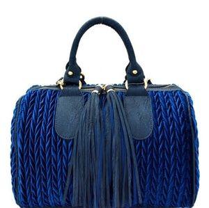 Velvet Boston bag